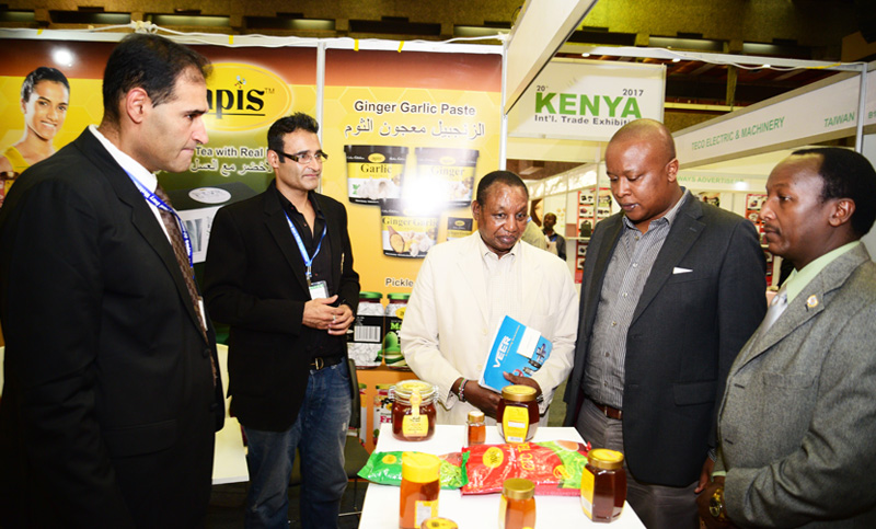 East Africa's Mega Consumer Trade Exhibition Back For Its 21st Edition.